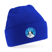 Shakespeare CC Blue Beanie