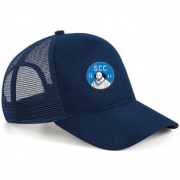Shakespeare CC Navy Trucker Hat