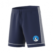 Shakespeare CC Adidas Navy Junior Training Shorts