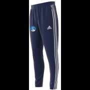 Shakespeare CC Adidas Navy Training Pants