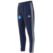 Shakespeare CC Adidas Junior Navy Training Pants