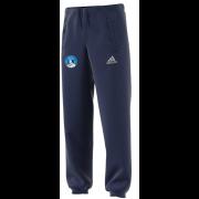 Shakespeare CC Adidas Navy Sweat Pants