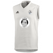 Shakespeare CC Adidas Elite Junior Sleeveless Sweater