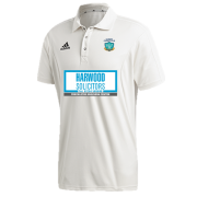 Darwen CC Towers U13s Adidas Elite Junior Short Sleeve Shirt