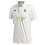 Darwen CC Towers U9s Adidas Elite Junior Short Sleeve Shirt