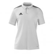 Dell Boys CC Adidas White Polo
