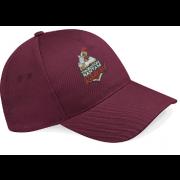 Thornton Bantam Roosters Maroon Baseball Cap