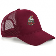 Thornton Bantam Roosters Maroon Trucker Hat