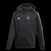 Thornton Bantam Roosters Adidas Black Fleece Hoody