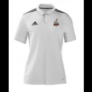 Thornton Bantam Roosters Adidas White Polo