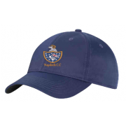 Haydock CC Navy Baseball Cap