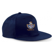 Haydock CC Navy Snapback Hat