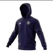 Haydock CC Adidas Navy Fleece Hoody