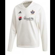 Haydock CC Adidas Elite Long Sleeve Sweater