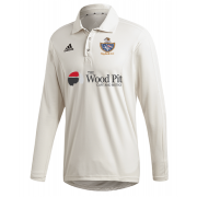 Haydock CC Adidas Elite Long Sleeve Shirt