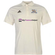 Heytesbury and Sutton Veny CC Adidas Pro Junior Short Sleeve Polo