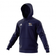 Heytesbury and Sutton Veny CC Adidas Navy Junior Fleece Hoody