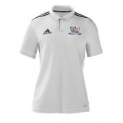 Heytesbury and Sutton Veny CC Adidas White Polo