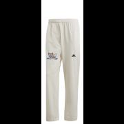 Heytesbury and Sutton Veny CC Adidas Elite Junior Playing Trousers