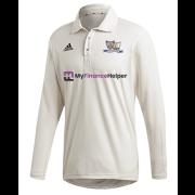 Heytesbury and Sutton Veny CC Adidas Elite Long Sleeve Shirt