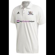 Heytesbury and Sutton Veny CC Adidas Elite Junior Short Sleeve Shirt