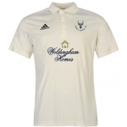Staines and Laleham CC Adidas Pro Junior Short Sleeve Polo