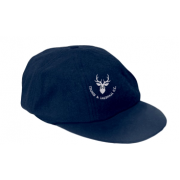 Staines and Laleham CC Navy Baggy Cap