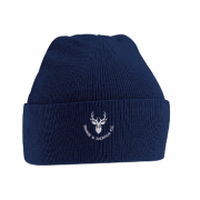 Staines and Laleham CC Navy Beanie