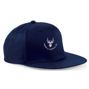 Staines and Laleham CC Navy Snapback Hat