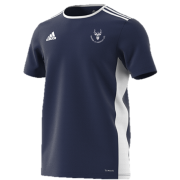 Staines and Laleham CC Navy Junior Training Jersey