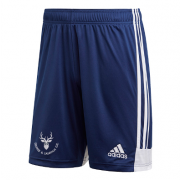 Staines and Laleham CC Adidas Navy Junior Training Shorts