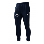 Staines and Laleham CC Adidas Navy Junior Training Pants
