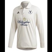 Staines and Laleham CC Adidas Elite Long Sleeve Shirt
