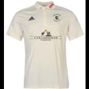 Great Waltham CC Adidas Pro Junior Short Sleeve Polo