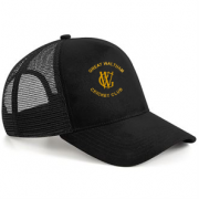 Great Waltham CC Black Trucker Hat