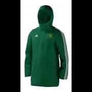 Great Waltham CC Green Adidas Stadium Jacket
