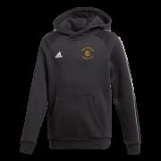 Great Waltham CC Adidas Black Junior Fleece Hoody