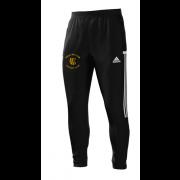 Great Waltham CC Adidas Black Junior Training Pants