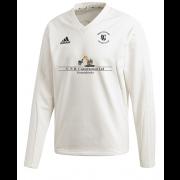 Great Waltham CC Adidas Elite Long Sleeve Sweater