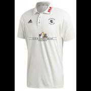 Great Waltham CC Adidas Elite Junior Short Sleeve Shirt