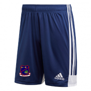 Bristol CC Adidas Navy Junior Training Shorts