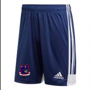 Bristol CC Adidas Navy Training Shorts