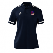 Bristol CC Adidas Navy Junior Polo