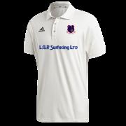 Bristol CC Adidas Elite Junior Short Sleeve Shirt