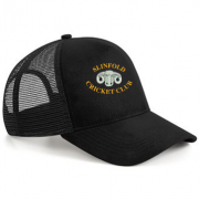Slinford CC Black Trucker Hat