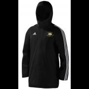 Slinford CC Black Adidas Stadium Jacket