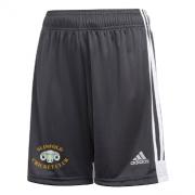 Slinford CC Adidas Black Junior Training Shorts