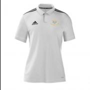 Slinford CC Adidas White Polo