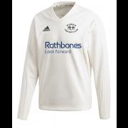 Slinford CC Adidas Elite Long Sleeve Sweater
