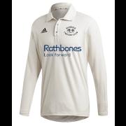 Slinford CC Adidas Elite Long Sleeve Shirt